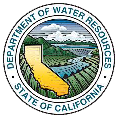 Department of Water Resources State of California Seal